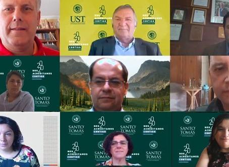 SANTO TOMÁS Y GENDARMERIA LOS LAGOS FIRMAN CONVENIO DE COLABORACIÓN