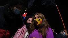 La convencional constituyente Giovanna Grandón (tía Pikachu) fue agredida