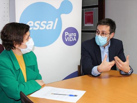 ESSAL y Sernameg firmaron convenio de trabajo parahabilitar laboralmente a mujeres de la Región de