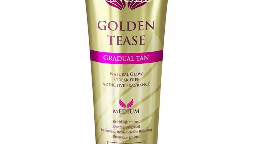 Crazy Angel Golden Tease Gradual Tanning Lotion 250ml