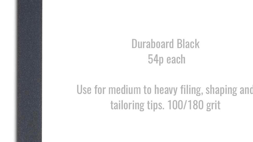 Black Duraboard 100/180 grit