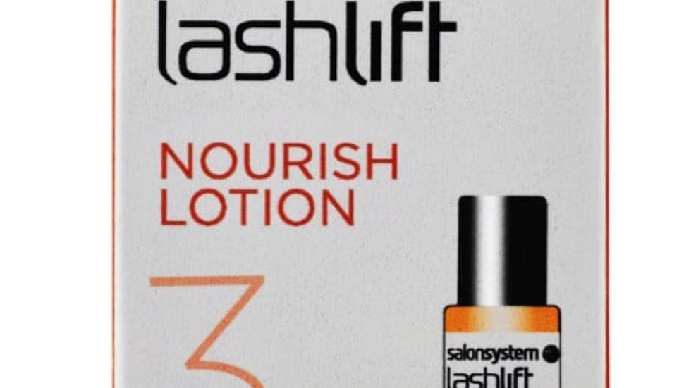 Salon System LashLift Nourish Lotion