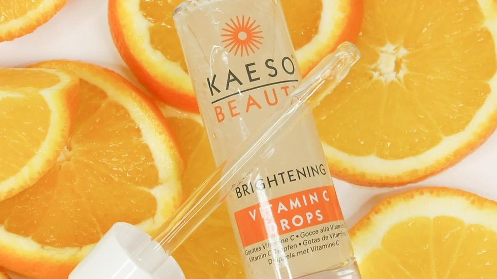 Kaeso Beauty Vitamin C Drops