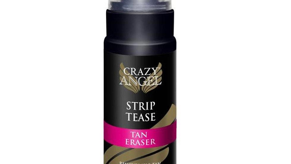 Crazy Angel Strip Tease Tan Eraser 200ml