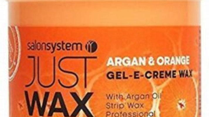 Argan & Orange Gel-E-Creme Wax