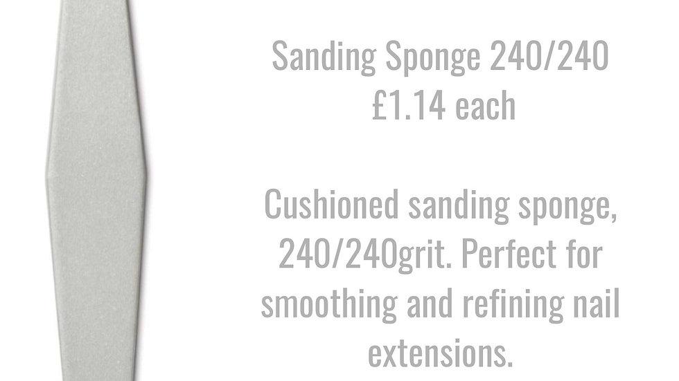 Sanding Sponge 240/240 grit