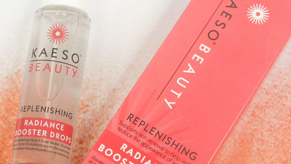 Kaeso Beauty Radiance Booster Drops