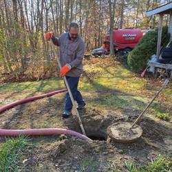 dad pumping