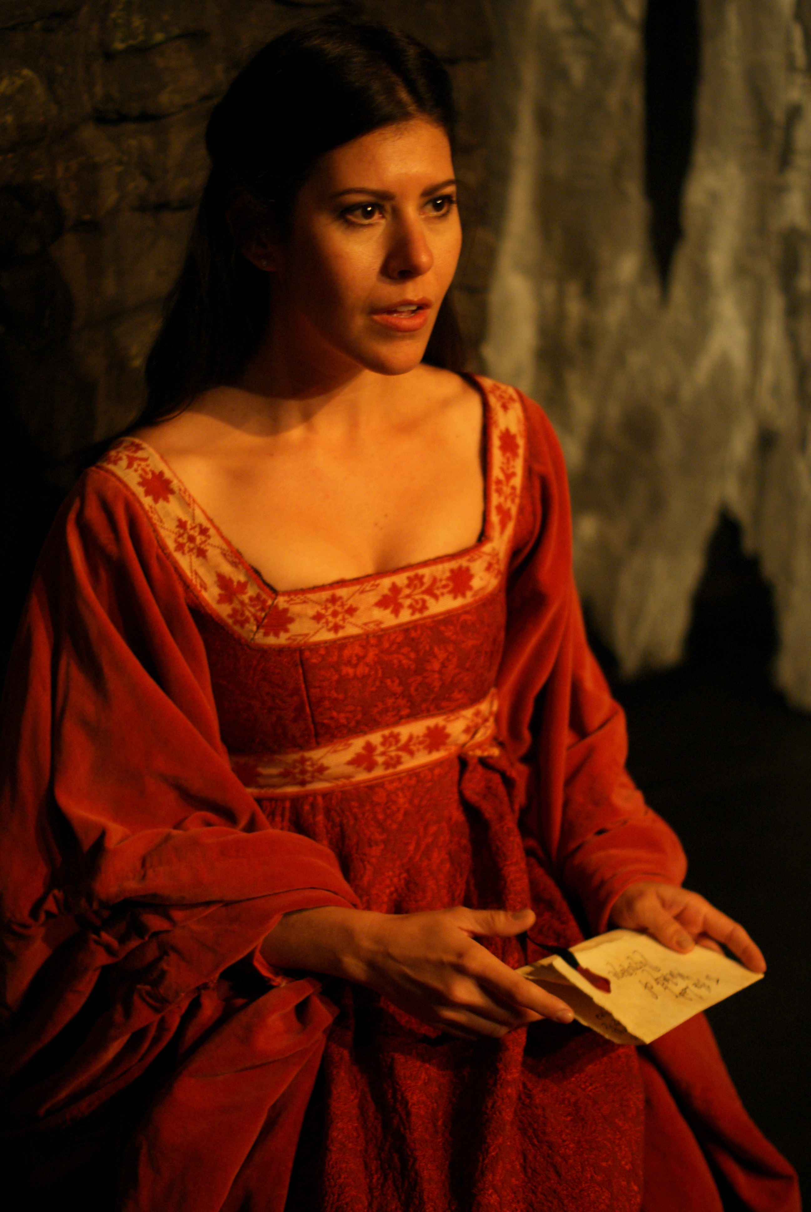 as Lady Macbeth