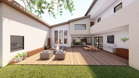 Designed Courtyard