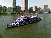 FLOATING RESTAURANT CAIRO_travel egypt tour