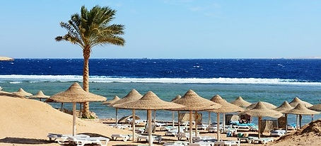 Sharm El Sheikh beach_Travel Egypt Tours