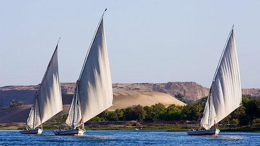 Felucca at Aswan_ Travel Egypt Tours