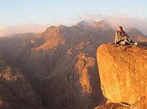 Sun rise on Moses Mountain_Tracel Egypt