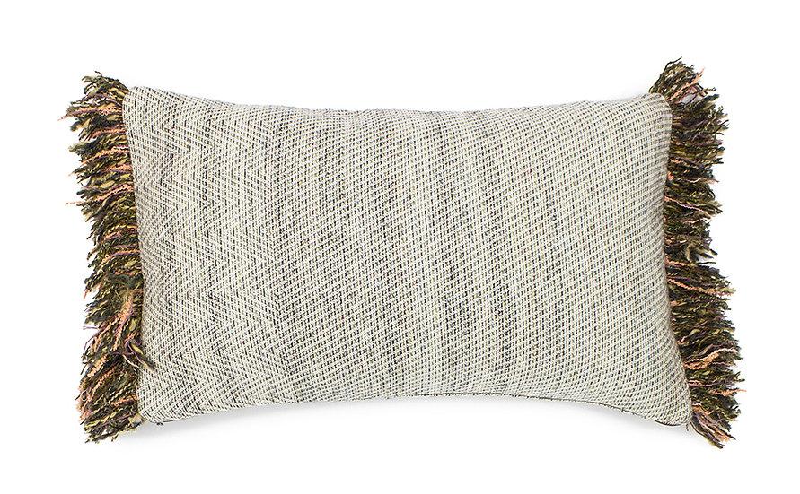 CamoHerringbone Cushion 30x50cm