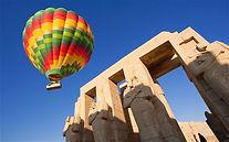 Early morning balloon ride_Travel Egypt Tours