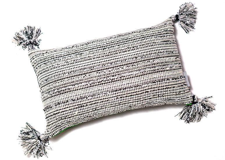 Fiachra Cushion with Tassels L50 x W30cm