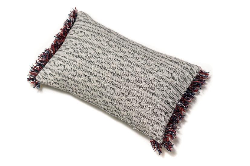 Cyarra Cushion With Tassels L35 x W50cm
