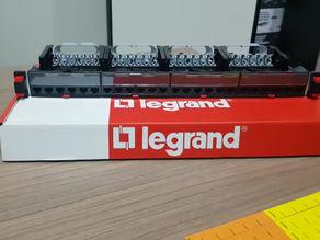 Lançamento da Legrand: Patch Panel LCS³