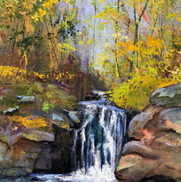 Poverty Hollow Falls