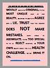 BWBE Manifesto