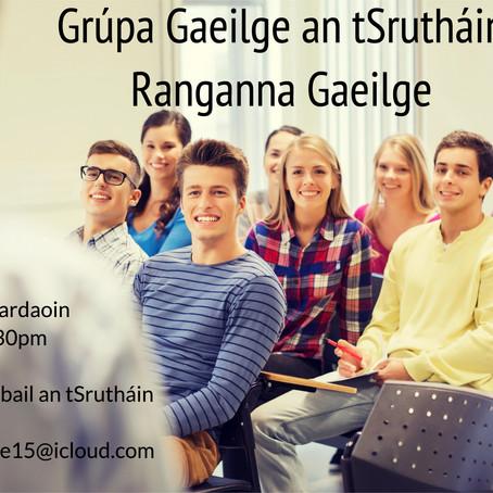 Ranganna Gaeilge an tSrutháin | Bessbrook Irish language classes
