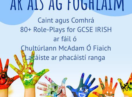 Caint agus Comhrá ar fáil in An Ceathrú Póilí, Béal Feirste