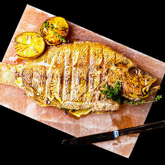 Wild Caught  Red Snapper for 2  SR 160