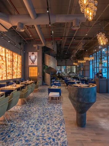 David Burke Riyadh Front - Dining Room GF