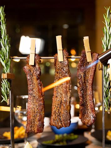 David Burke KSA- Bacon