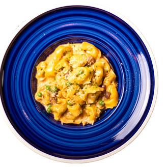 Tortellini  with Grilled Chicken. SR 85