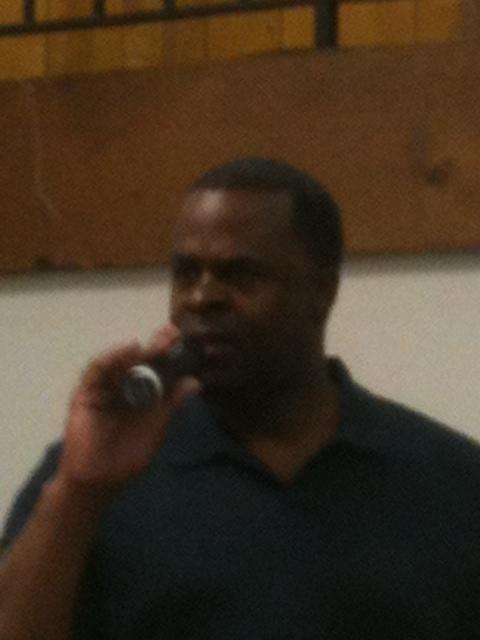 Mayor Kasim Reed, Mayor of Atlanta