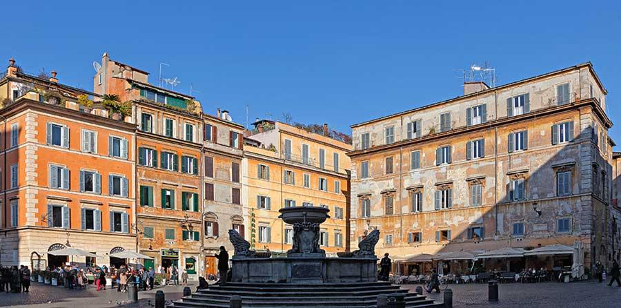 6 - Santa Maria in Trastevere