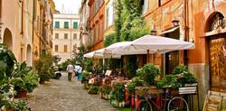 4 - Trastevere district