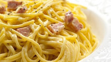 Carbonara Sauce Recipe