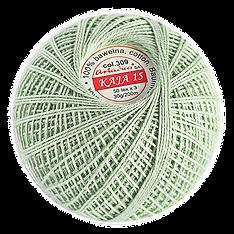 crochet thread size 15