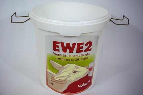 25 Ltr Outer Bucket for EWE2 lamb Feeder