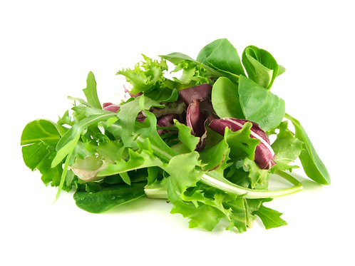 Baby Leaf Greens Mix