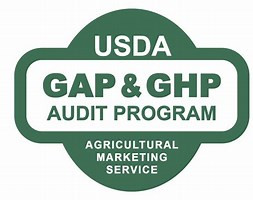 Passed! USDA GAP/GHP audit verification