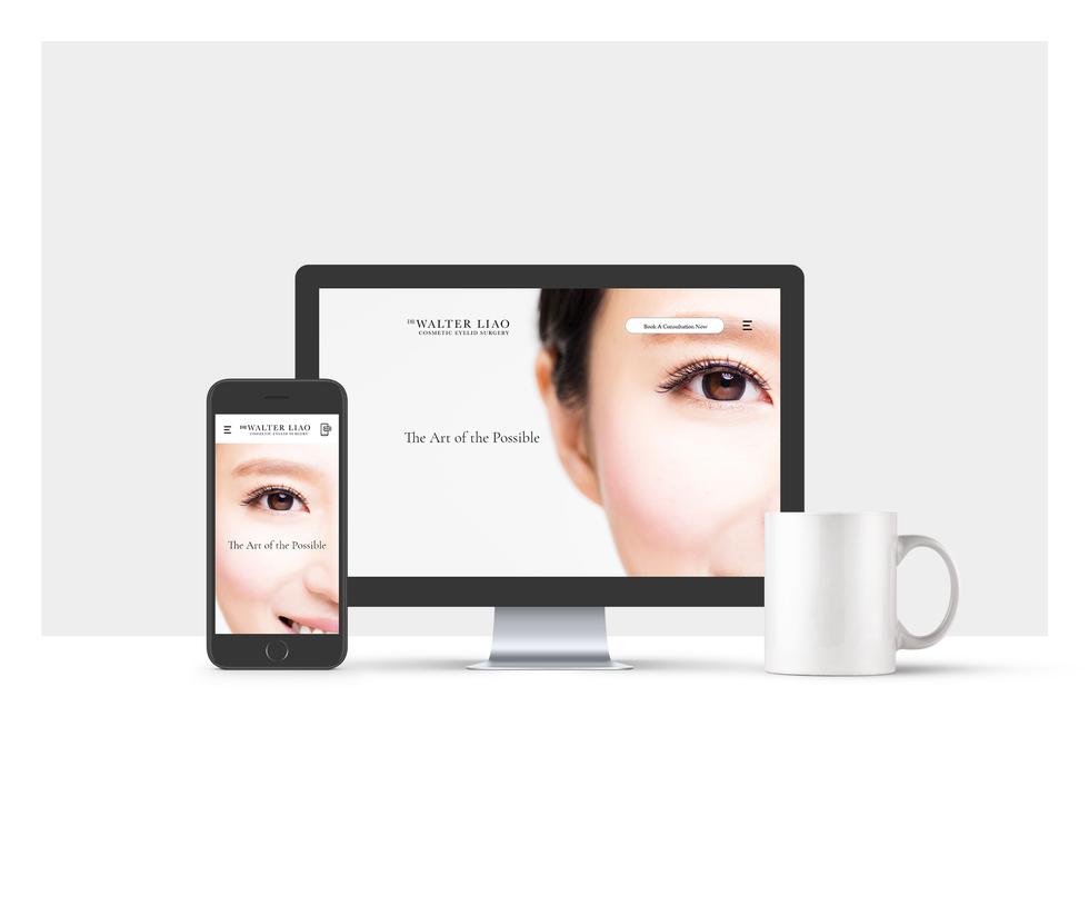 Walter Liao Website