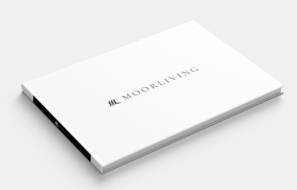 Moor Living Branding Book