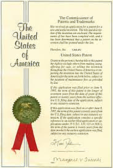 Issued Patent