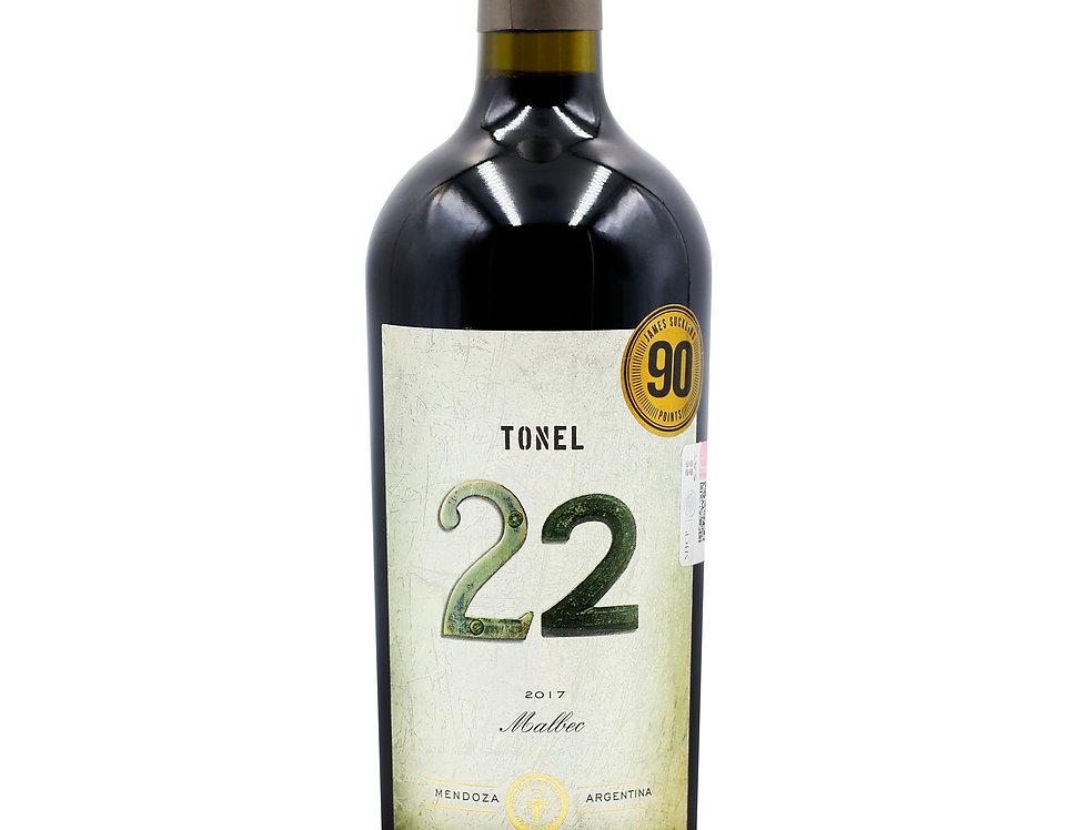 Tonel 22