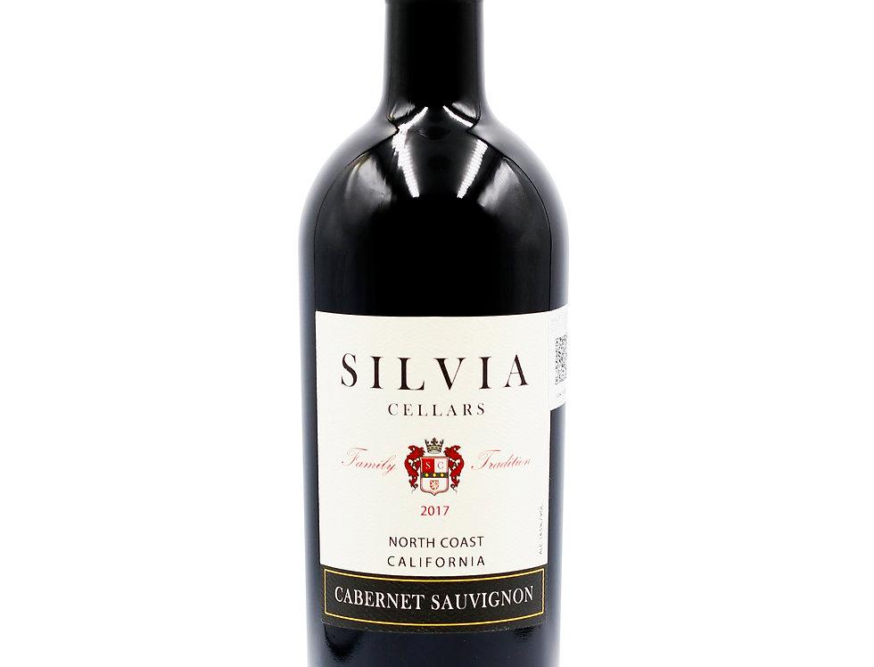 Silvia Cellars Cab Sauv