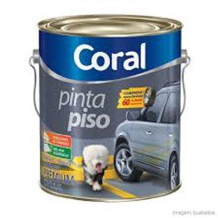 PINTA PISO  3,6 L VERDE CORAL