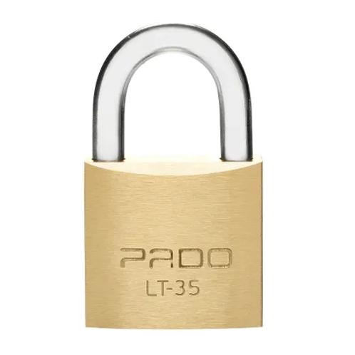 Cadeado 35 mm em Latão - PADO-E35