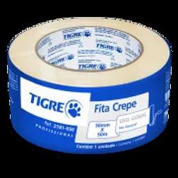 Fita Crepe 50mmx50m Tigre 2181-050
