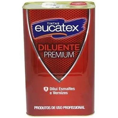 Aguarras Eucatex 5 litros