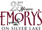 Emory's 25th anniversry logo.png