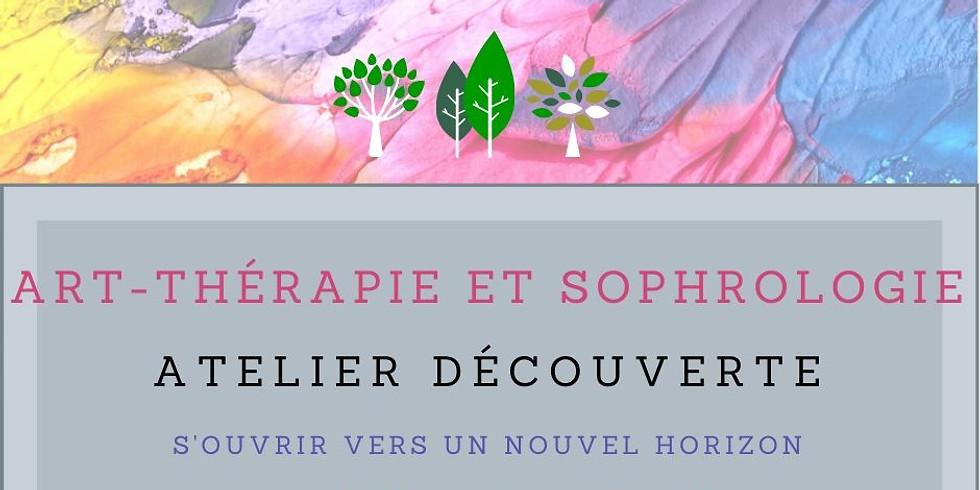 Art-thérapie et Sophrologie : s'ouvrir vers un nouvel horizon